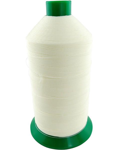 White 138 Polyester Thread