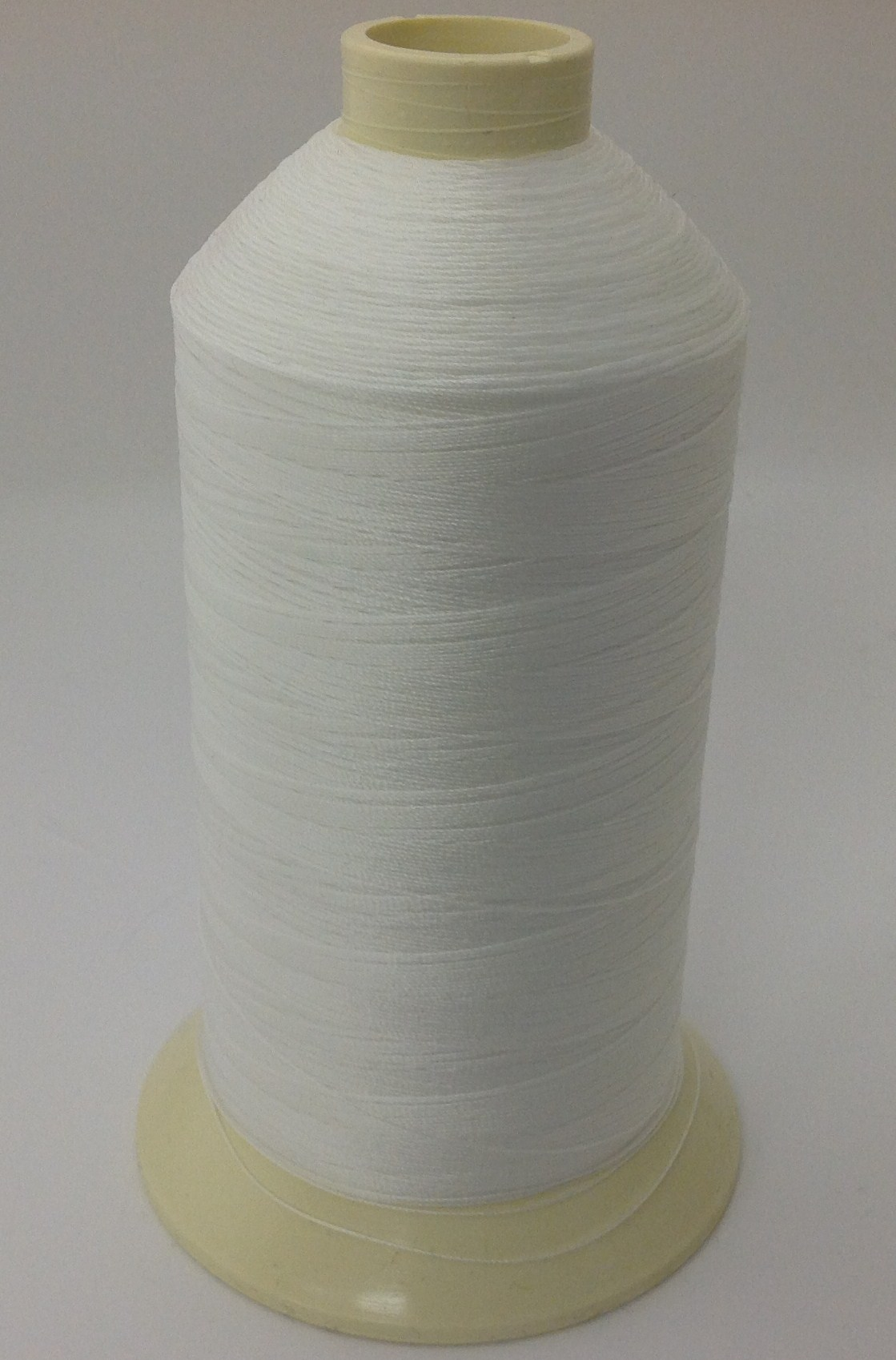 138 Polyester Thread 1 lb.  Available in Black and White