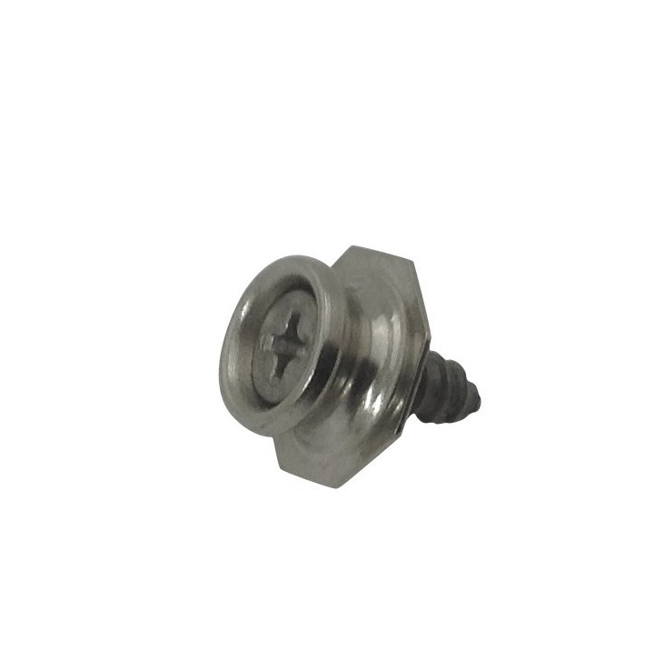 Pull-the-Dot Screw Stud 3/8