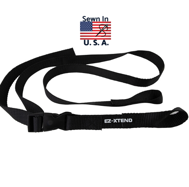 Pontoon Ladder Pull Up Strap with Quick Release Buckle