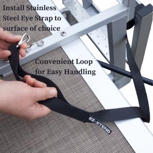 Ladder Pull Up Hook Strap