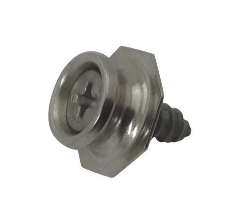 Pull-the-Dot Screw Stud 3/8