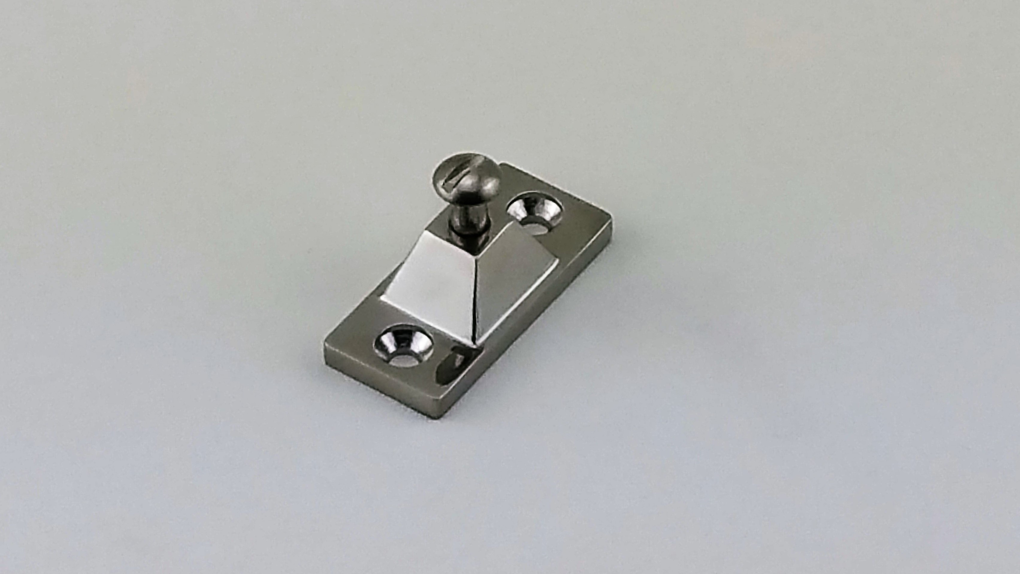 stainless steel side plate deck hinge 2 hole