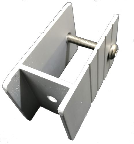 Pontoon H-Bracket