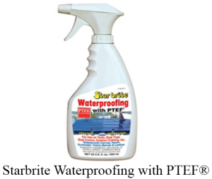 Starbrite Waterproofing with PTEF®