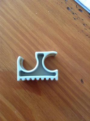Pole clip