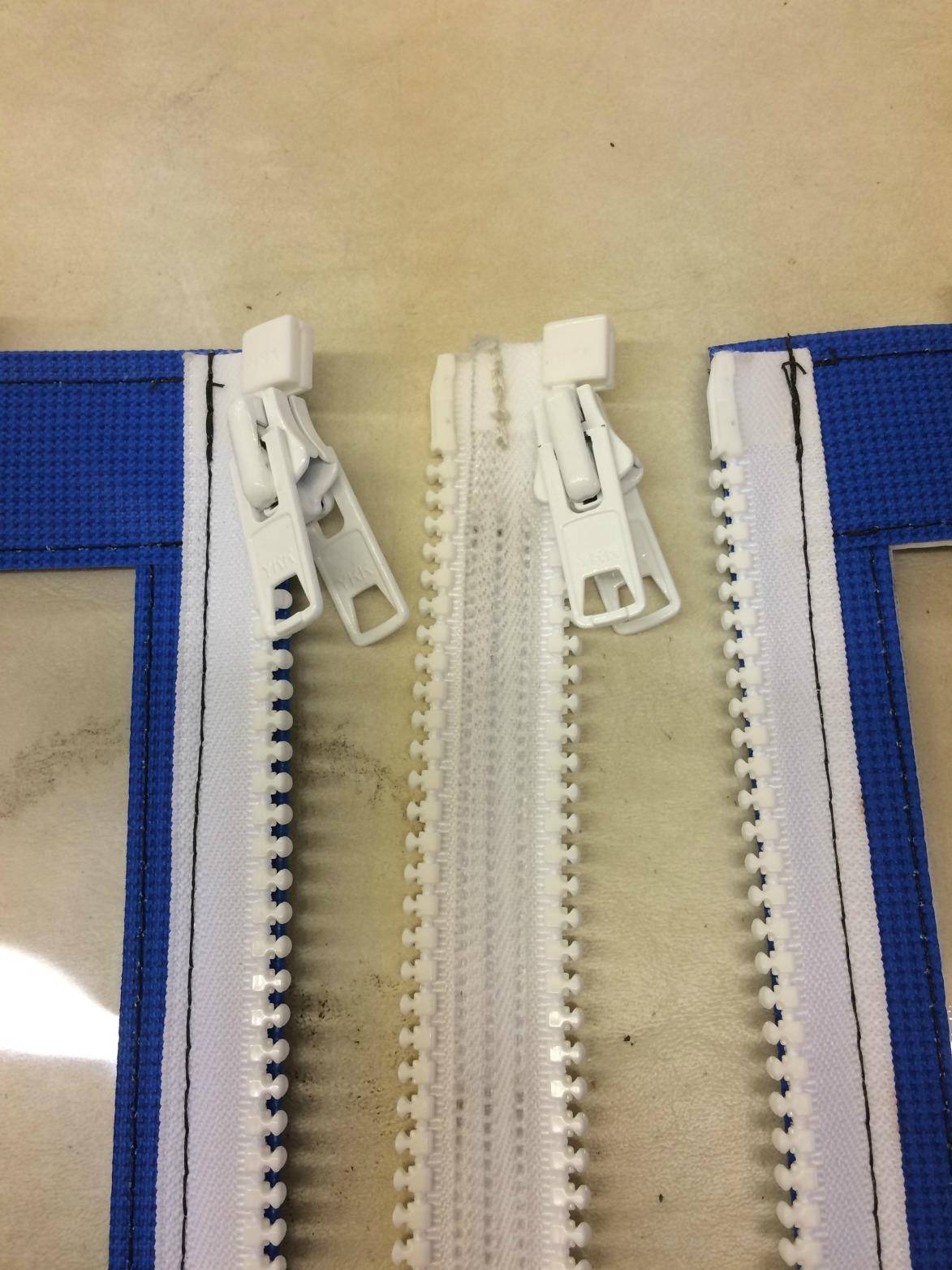 Boot Zipper Repair