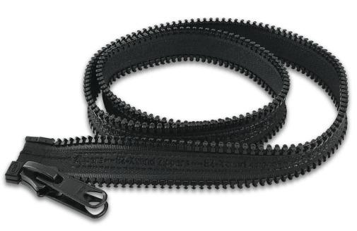 Extender Zippers
