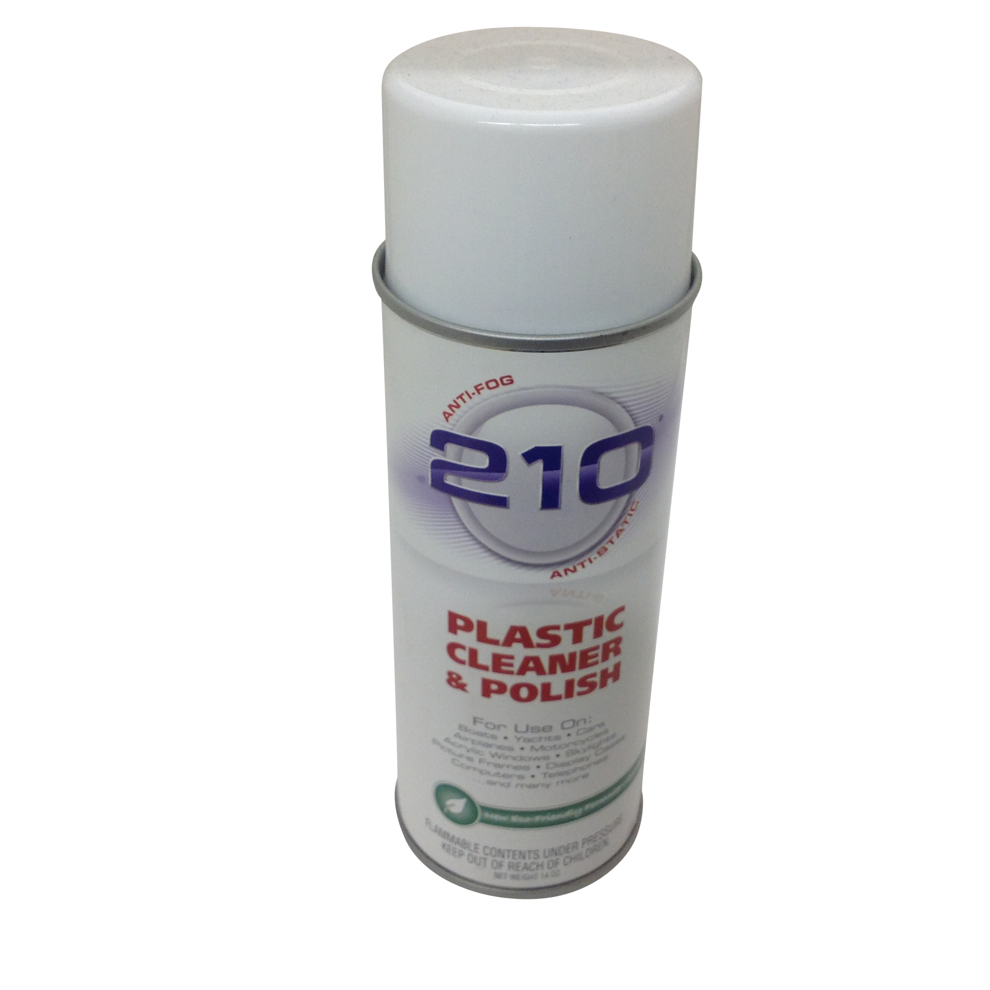 210 Plastic Cleaner and Polish