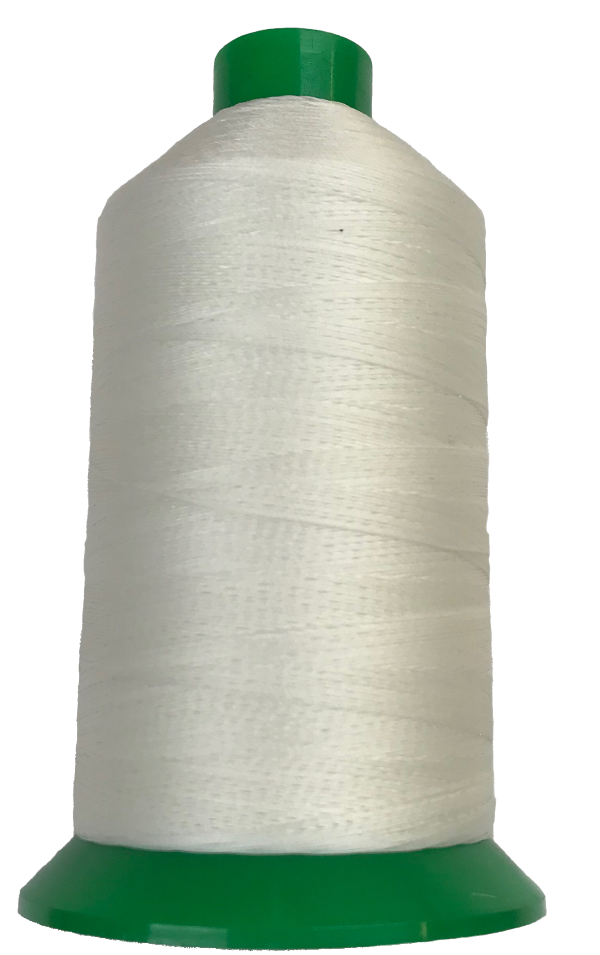 92 Polyester Thread 8 oz. Available in Black and White
