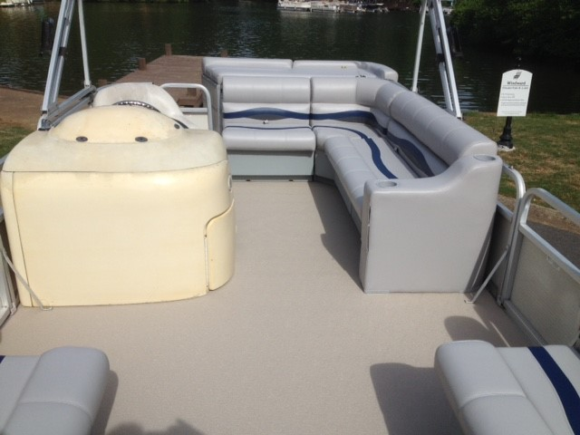 Pontoon Boat Restoration Top Flooring Choices