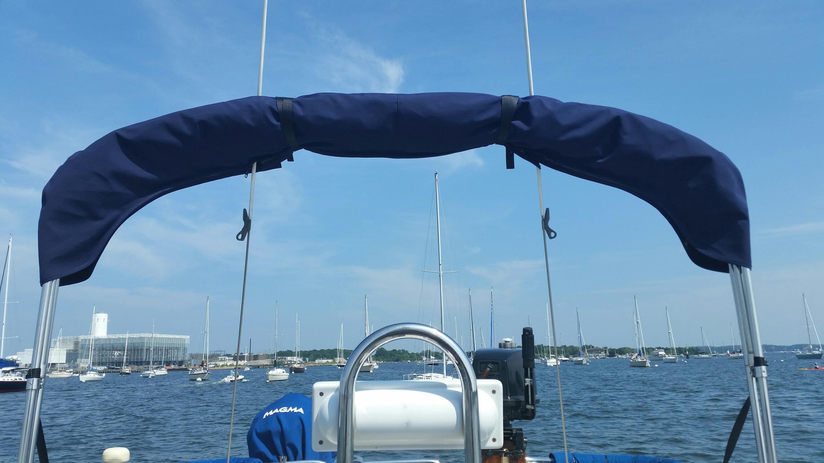 Sailboat Bimini Boot